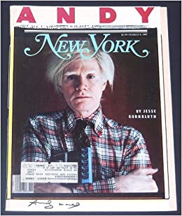 new york magazine march 9 1987 andy warhol