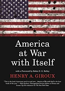 Book Cover: America at War with Itself