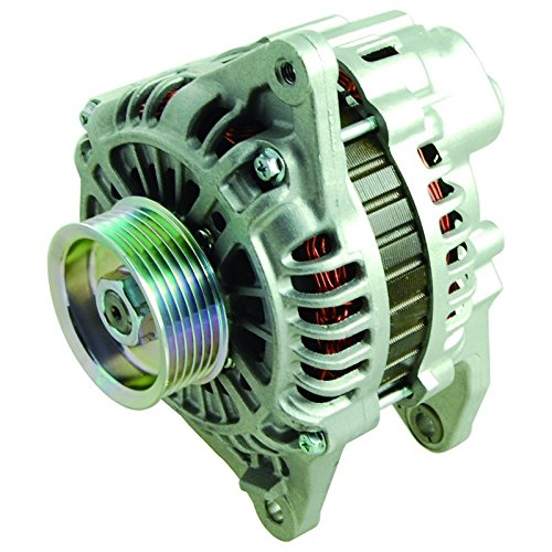 New Alternator For 2003-2006 Mitsubishi Lancer Evolution Turbocharged EVO 2.0L 03 04 05 06 A3TB1791 ()