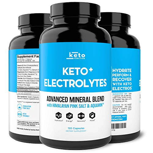 Keto Electrolyte Supplement Electrolytes Hydration product image