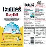 FAULTLESS Laundry Starch Spray, Heavy Lemon Spray