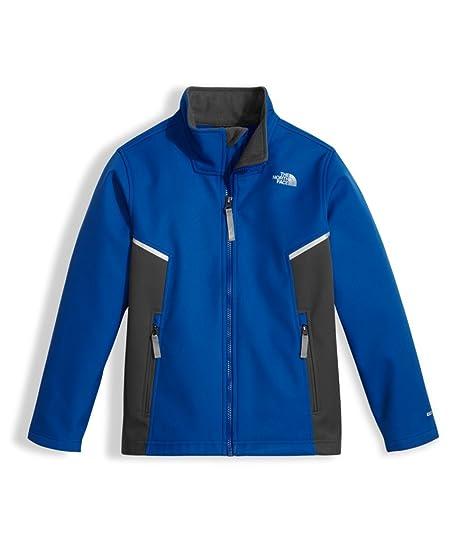 22ff4ef0d909 The North Face Boy s Apex Bionic Jacket Bright Cobalt Blue - XXS