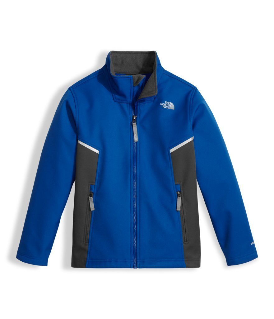 The North Face Boy's Apex Bionic Jacket Bright Cobalt Blue - XS