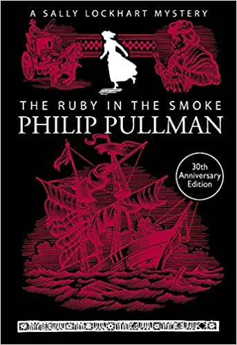 Image result for the ruby in the smoke book