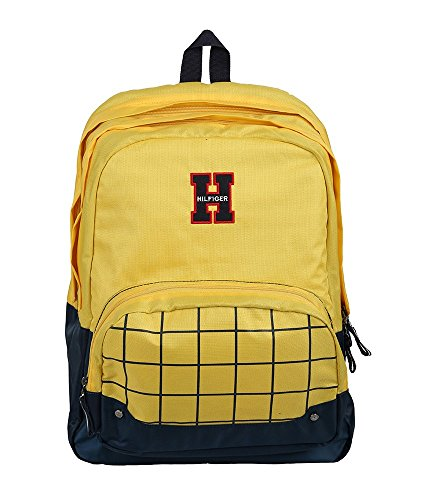 Tommy Hilfiger Yellow Casual Backpack (TH/BTS14BDL)