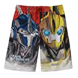 Transformers Optimus Prime Swim Trunks Bathing Suit Swim Shorts M (8)