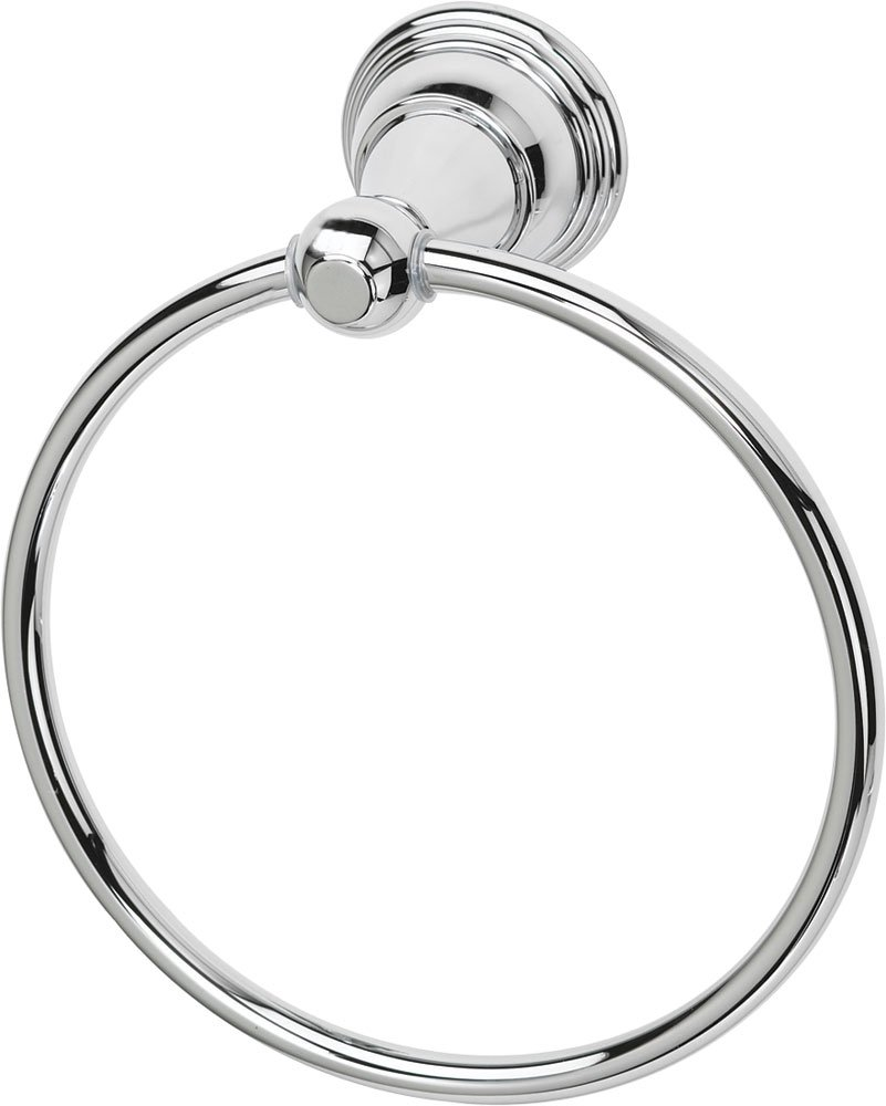 (Chrome) Estora 51-17000 Towel Ring From The Varese Collection B0063O20PK クロム クロム