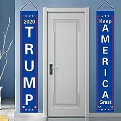Donald Trump Flag Banner, Trump 2020 Fla...