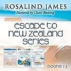 Escape to New Zealand Boxed Set, Books 1-3 Hörbuch von Rosalind James Gesprochen von: Claire Bocking