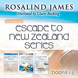 Escape to New Zealand Boxed Set, Books 1-3