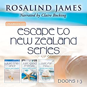 Escape to New Zealand Boxed Set, Books 1-3 Audiobook