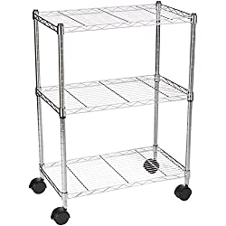 Adjustable 3 Shelf Stand
