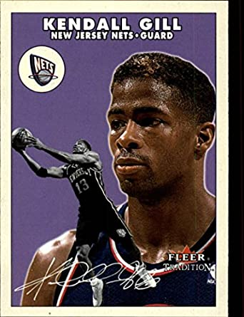 Amazon.com  2000-01 Fleer Tradition New Jersey Nets Team Set 10 Cards Kenyon  Martin RC  Collectibles   Fine Art d1f51d12c