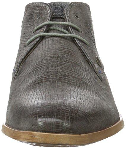 Bugatti 312233021000, Zapatos de Cordones Derby para Hombre Gris (Grey 1500)