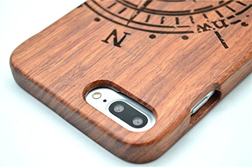 Iphone 7/8 wooden case, phantomsky[luxury series] premium quality handmade natural wood cover for your smartphone… 8 handmade natural eco-friendly wood makes the distinctive style and easy-to-use. Unique and authentic pattern makes your smartphone look more attractive. Elegant design, superior quality wood material make your smartphone and tablet stand above others!