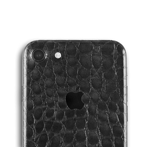AppSkins Vorderseite iPhone 7 Alligator black