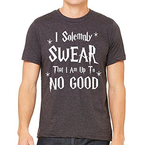I Solemnly Swear That I Am Up To No Good Funny T-Shirt