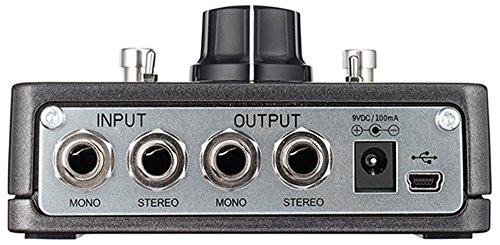 TC Electronic DITTO X2 Looper Effects Pedal -INCLUDES- Blucoil 9V Replacement Power Supply and 4 Pack of Guitar Picks PLUS 2 Hosa 6 inch Molded Right-Angle Guitar Patch Cables by blucoil (Image #2)