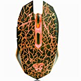 VEGCOO C10 Wireless Gaming Mouse Rechargeable