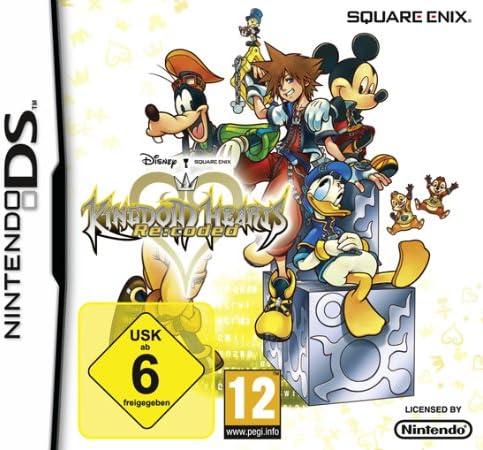 Kingdom Hearts Re:coded [Importación alemana]: Amazon.es: Videojuegos