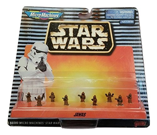 Jawa Star Wars - Star Wars Micro Machines Jawas Figure