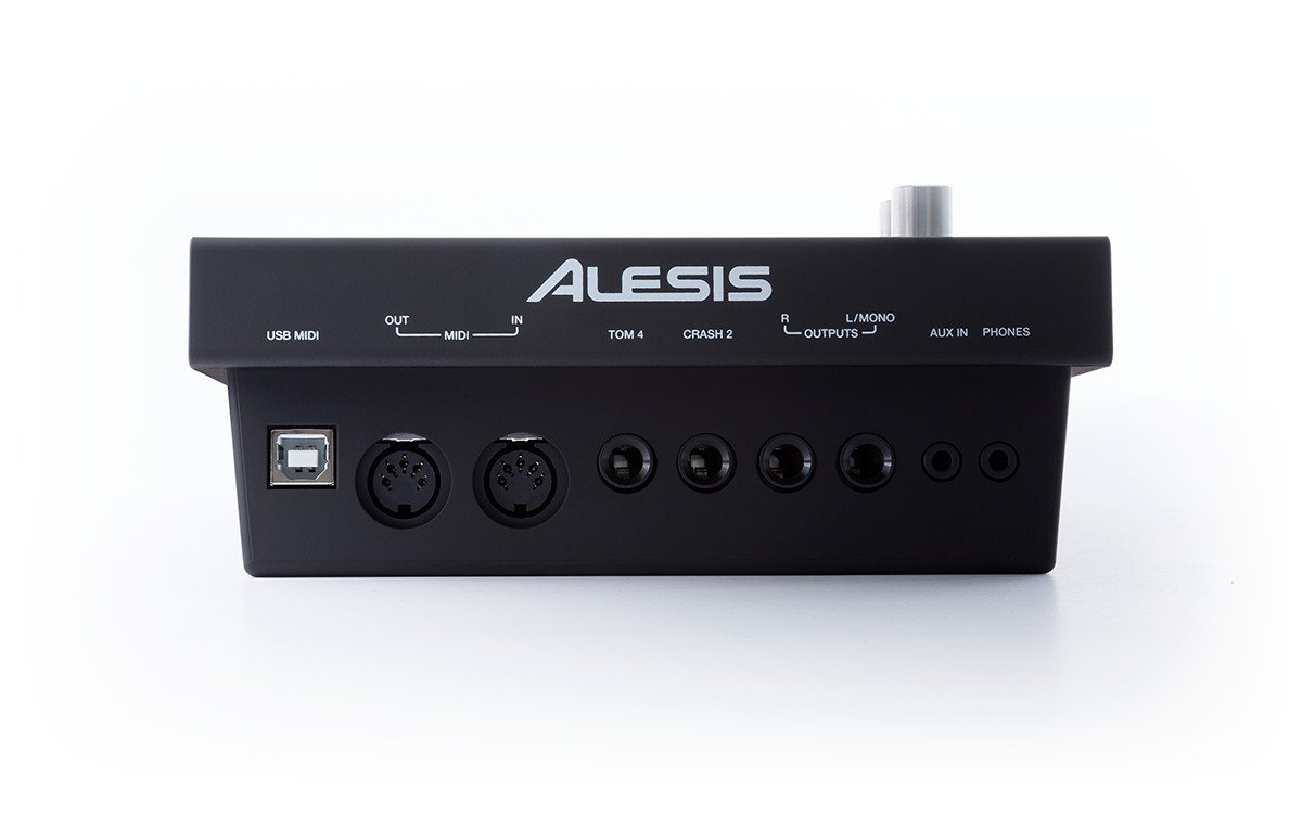 Alesis Command Kit   Eight-Piece Electronic Drum Set with Mesh Snare and Mesh Kick and USB Port for User-Loaded Samples by Alesis (Image #3)