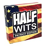 Half Wits: Patriot - A Fast Adult Party Game