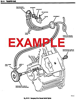 1982 1996 nissan sentra pulsar nx vacuum diagrams amazon com books
