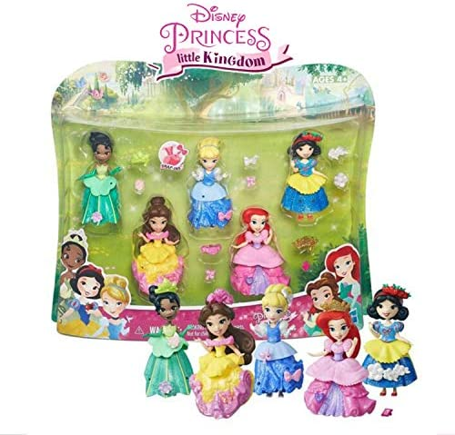 Amazon.es: Disney Princesas Mini Princesas, Pack colección (Hasbro ...
