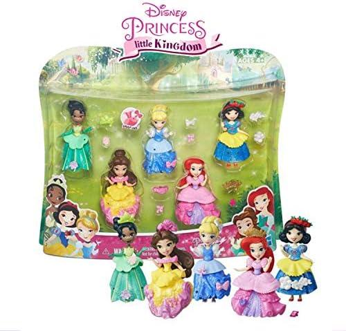 Amazon.es: Disney Princesas Mini Princesas, Pack colección (Hasbro ...
