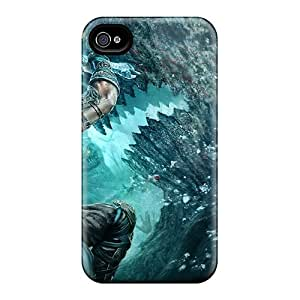 Iphone 6plus Hard Back With Bumper Cases Covers Subzero Fatality