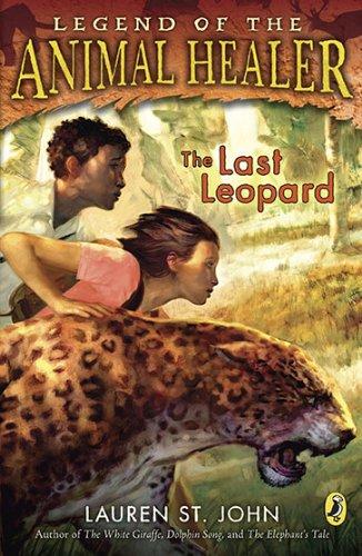 The Last Leopard (African Adventures)