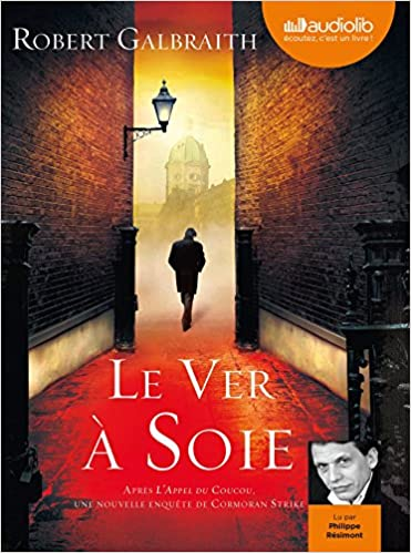 Le Ver A Soie Livre Audio 2 Cd Mp3 Audio Book French