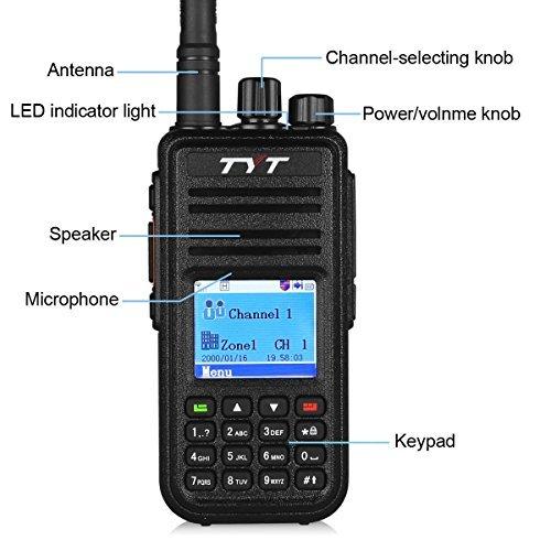 TYT MD-380 - DMR/Moto TRBO Ham Radio