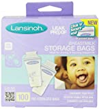 Health & Personal Care : Lansinoh Breastmilk Storage Bags - 100 ct - 3 Pk