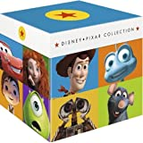 Disney Pixar Collection - 17-Disc Box Set ( Toy Story / A Bug's Life / Toy Story 2 / Monsters, Inc. / Finding Nemo / The Incredibles / Cars / Ratatouille / WALL*E / Up / Toy Story [ Blu-Ray, Reg.A/B/C Import - United Kingdom ] by Disney