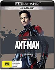 Ant-Man (4K Ultra HD)