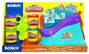 Hasbro 640224 - Play Doh Fabrica Loca De Luxe