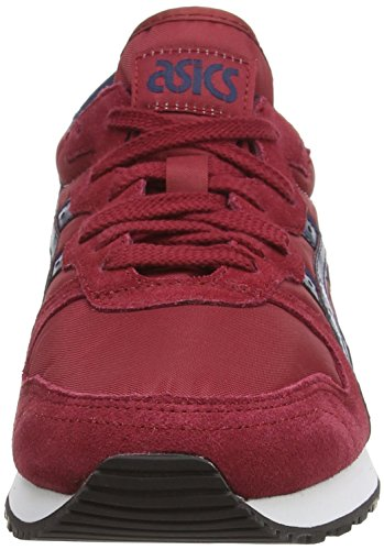 Asics Oc Runner, Unisex Adults' Trainers Red Burgundy/Navy 2550
