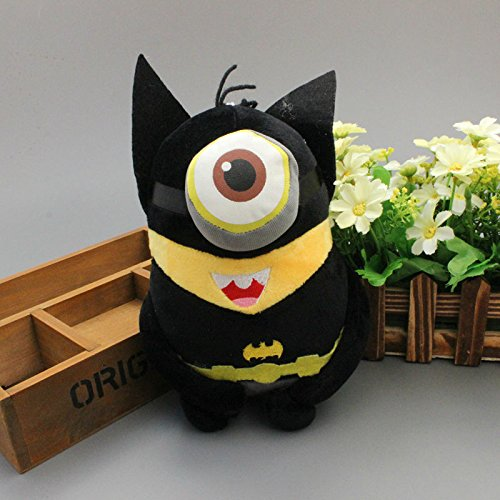 Despicable-Me-3D-8-Inch-Anime-Animal-Stuffed-Plush-Toys-Batman-Minion