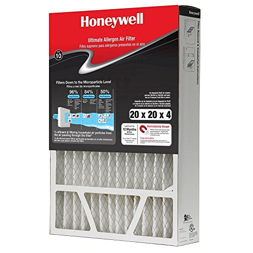 (LOT OF 4) Honeywell 20 in. x 20 in. x 4 in. FPR 10 Air Cleaner Filter for cheap