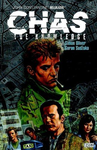 Hellblazer: Chas (John Constantine, Hellblazer)