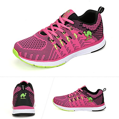 Camel Womens Outdoor Lace-Up Trail Running Shoe Color Red Size 37 M EU fPXuvt