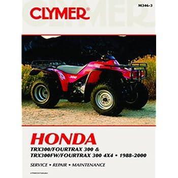 Actual parts may vary. YAMAHA ATV Manufacturer: CLYMER 1985-2008 ...