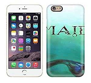 Loving Pop Mermaid picture phone case for iphone 6