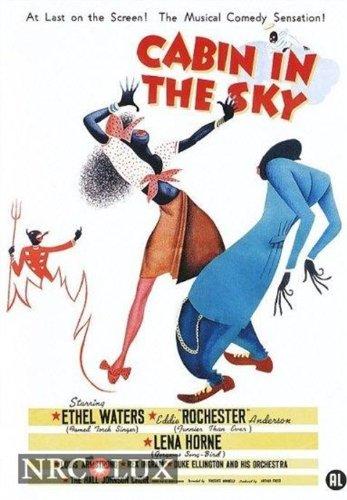 due cuori in cielo / cabin in the - Cabin In The Sky Dvd