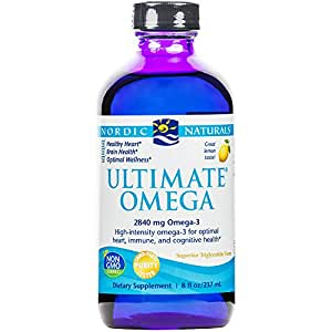 Amazon.com: Nordic Naturals - Ultimate Omega, Support for ...