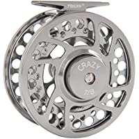 Fiblink Fly Fishing Reels with Large Arbor 2+1 BB, CNC...