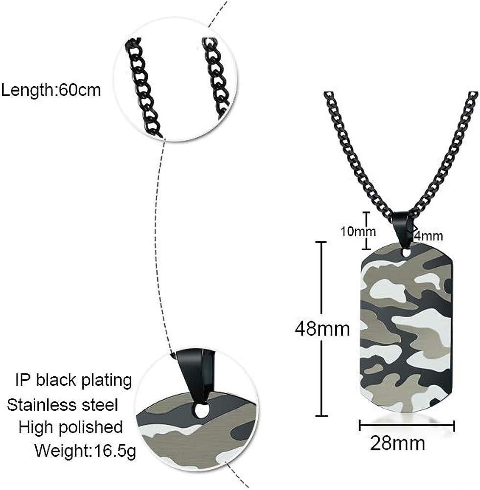 Edelstahl Halskette 60cm Military Army Kette 1,5mm unisex chain y-cje002