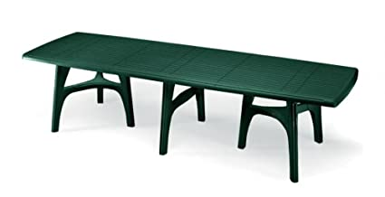 Tavolo Allungabile 4 Metri Prezzo.Tavoli Esterno Cm 400 Tavoli Allungabili Tavolo In Plastica 4